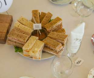 Wedding with Afternoon Tea